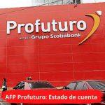AFP Profuturo: Estado de cuenta