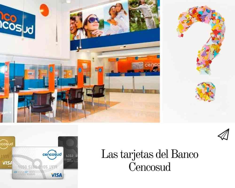 tarjetas del Banco Cencosud