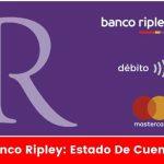 Banco Ripley: Estado De Cuenta