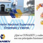 ¿Qué es CONASEV y cuáles son sus principales funciones?