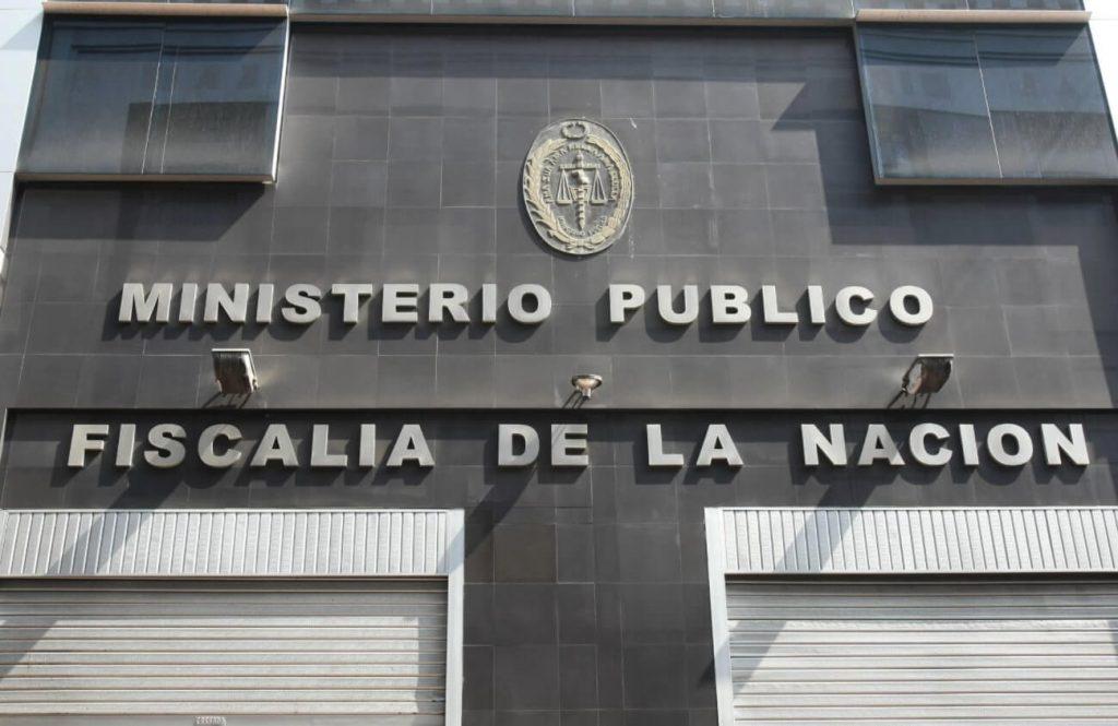 RUC del Ministerio Público