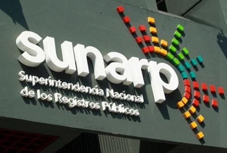 Qué es la Sunarp